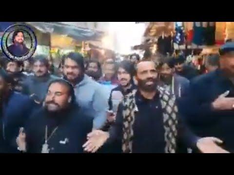 UJar Zahra Gai || Zakir Syed Zuriat Imran Sherazi | way to Shaam 2019 Hazrat Zainab sa