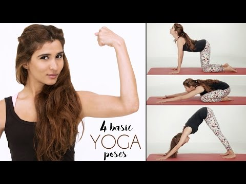 4 Top Yoga Poses To Do Daily