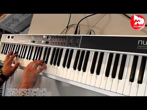 MIDI клавиатура STUDIOLOGIC NUMA COMPACT