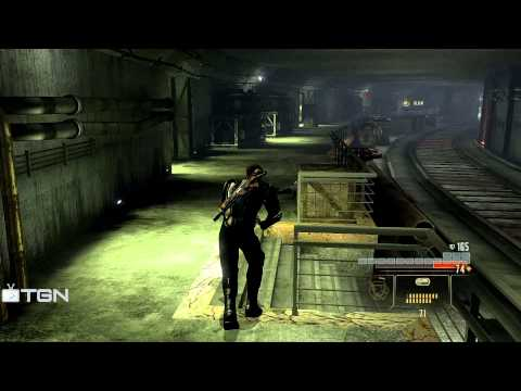 � Alpha Protocol - Walkthrough - Part 43 Tapei Subway [Hard]