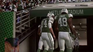 BLEW OUT MY Madden 19 online random opponent WITH TITANS ((MUST WATCH))