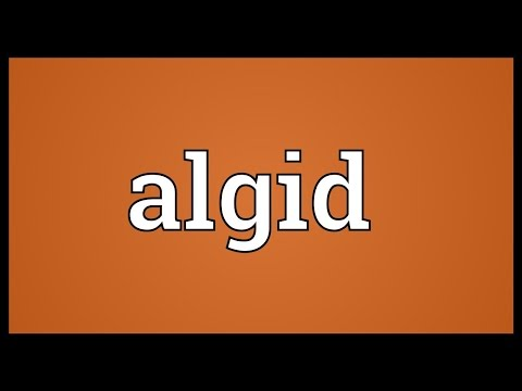 Header of algid