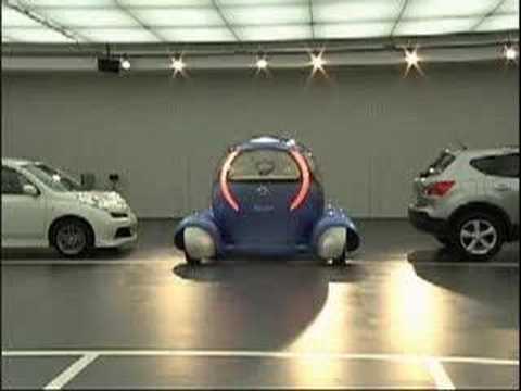 Pivo 2 el Auto del Futuro Video