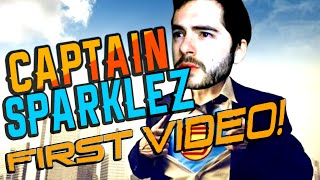CaptainSparklez First Video Ever (First Known Video) | Youtubers First Videos Ever!
