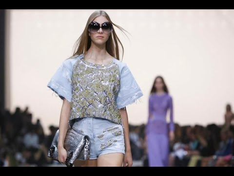 Roberto Cavalli | Spring Summer 2015 Full Fashion Show | Exclusive