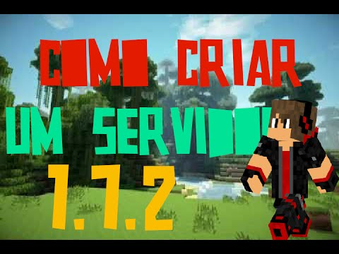 [Tutorial]Criando Server Minecraft 1.7.2/1.7.4/1.7.9 Craftbukkit