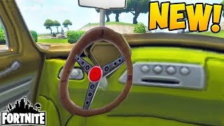HOW TO GET INSIDE A CAR ON FORTNITE! - Fortnite Funny Fails and WTF Moments! #192 (Daily Moments)