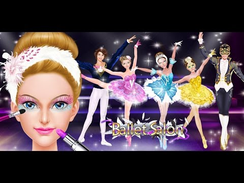Ballet Dancer: Show Time Salon APK Cover