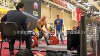 Willy Albert  82.5kg class. WPC\AWPC RAW Worlds 2009