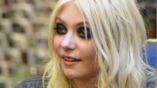 Taylor Momsen is NOT a party girl
