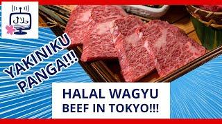 Must Try!!!Halal Certified Yakiniku Restaurant in Tokyo