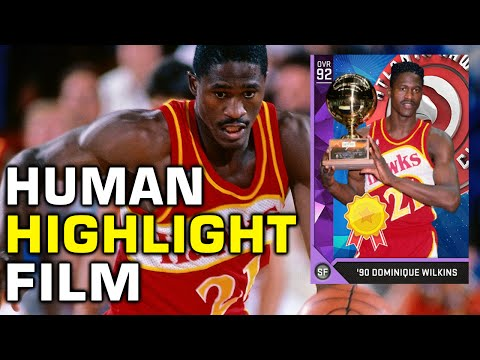 Dominique Wilkins Tribute NBA 2K16