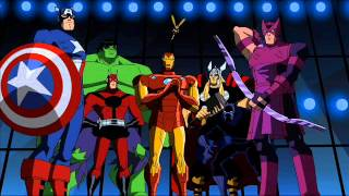 download lagu The Avengers Earth's Mightiest Heroes Extended Outro gratis