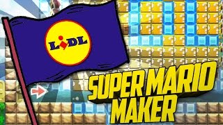 Die LIDL-COMMUNITY MAPS!! - Super Mario Maker #06 [Deutsch/HD]