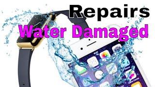 Water Damaged Phone Repairs: Honor 7X