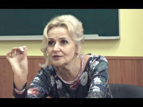 Ірина Фаріон: Чи варто соромитися правильно говорити українською?