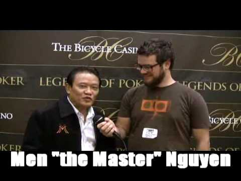 $10K Legends of Poker World Poker Tour Interviews w/Daniel Negreanu, Kenna James, Kenny Tran Video