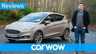 Ford Fiesta 2019 detailed in-depth review | carwow Reviews