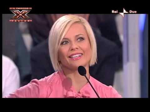Processo X Factor 3 –  Speciale Antonella Elia