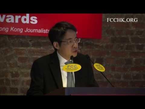 2015.5.9 - Kevin Lau, Guest Speaker