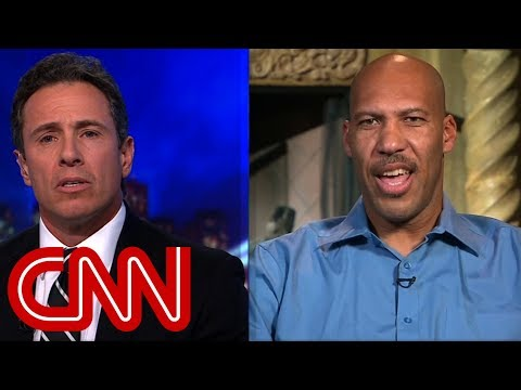LaVar Ball: What did Trump do to help me?