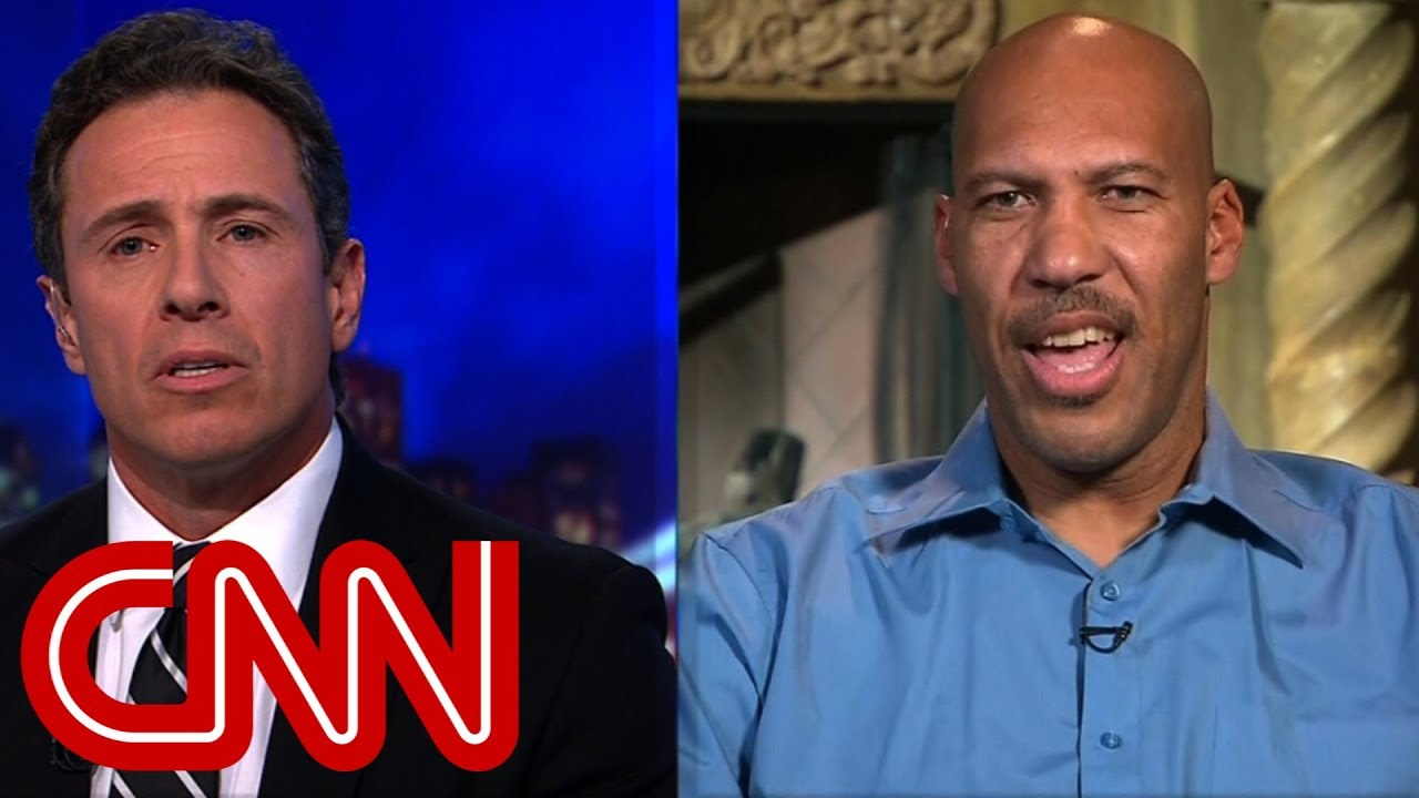 LaVar Ball reacts to President Trump's words (full)
