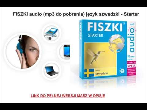 JĘZYK SZWEDZKI - Starter - FISZKI Audio (mp3 Do Pobrania)