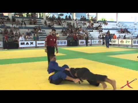 BRASILEIRO DE JIU-JITSU PROFISSIONAL 2013  - Jonas Jatob x Pedro Henrique by X-COMBAT