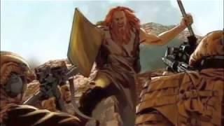 le géant de kandahar et le géant goliath
