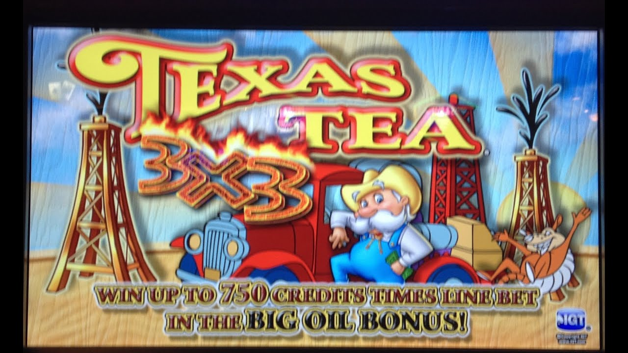 texas oil slot machine
