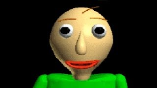 Baldi's Basics in Education and Learning - when you realize you need school
