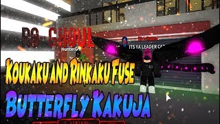 Hinami Fueguchi Kakuja Showcase   Ro-Ghoul   Dragon Centipede vs Chimera Kakuja