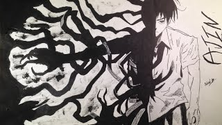 AJIN Drawing of Kei Nagai Demi human