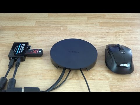 Nexus Player Review (USB OTG. XBMC/KODI. Mouse. Keyboard. and more!)