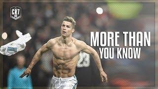 Cristiano Ronaldo - More Than You Know 2018   Skills & Goals   1080p HD