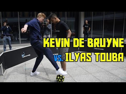 KEVIN DE BRUYNE vs. PANNA CHAMPION @ Orange event