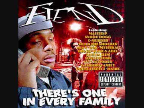 Fiend - The Streets Ain