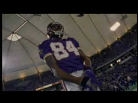 The Real Randy Moss - Part 1 - From The Moss Method Video