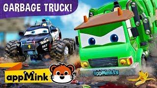appMink cars cartoons – Superhero Fun Vehicles Save appMink Town