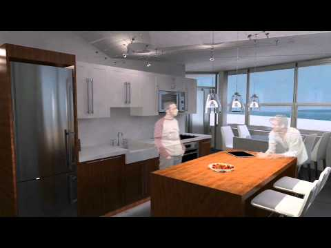 Team New Jersey s Solar Decathlon 2011 Computer-Animated Walkthrough