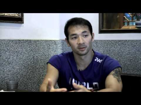 First Steps - An Inverview with Chau Belle-Dinh
