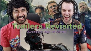 AVENGERS: AGE OF ULTRON (TRAILERS REVISITED) - How Accurately Portrayed Was The Movie?!