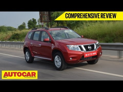 Nissan Terrano | Comprehensive Review | Autocar India