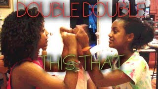 DOUBLE DOUBLE THIS THAT - How to Play Double Double This That hand game
