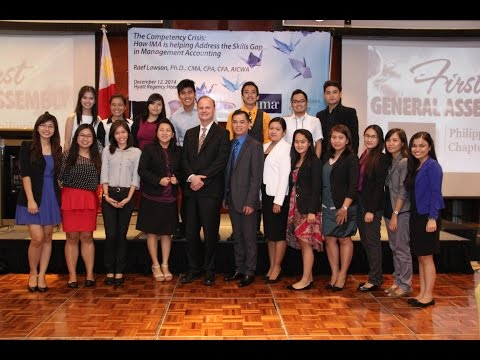 IMA Philippines Chapter Year-End Celebration