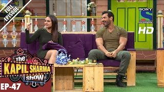 The Kapil Sharma Show   Ep47Sonakshi and John in Kapils Show 1st Oct 2016