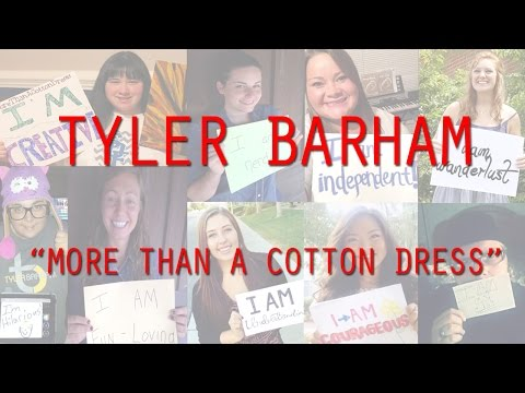Tyler Barham - More Than A Cotton Dress (Official Lyric Video)