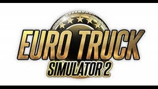Euro Truck Simulator 2 Multiplayer Первый взгляд