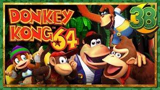 Let's Play Donkey Kong 64 - Cabin Condo - 38
