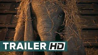DUMBO - Trailer Italiano Ufficiale del film Disney di Tim Burton